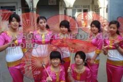 Capodanno cinese 2007 in Piazza dei Signori